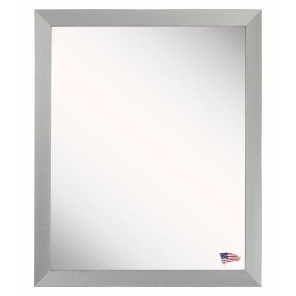 Hand Forged Metal Frame Mirror | Wayfair