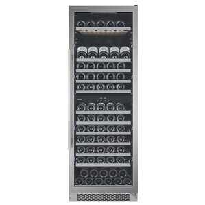 141 Bottle Dual Zone Built-In Wine Cellar by Avallon