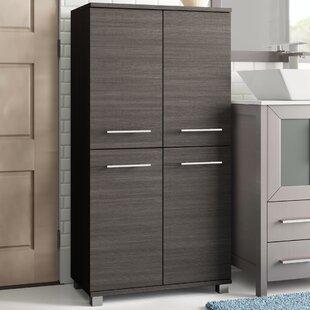 Myra 60 X 117cm Free Standing Cabinet By Zipcode Design