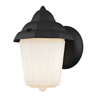 Northshire 1-Light Outdoor Sconce By Alcott Hill Outdoor Lighting