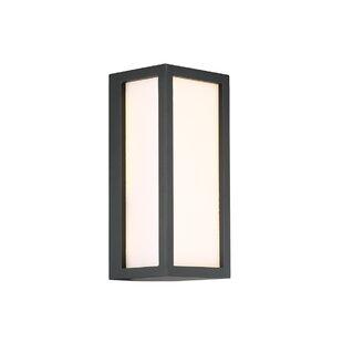 Eurofase Outdoor Wall Mount 1 Light LED Deck Light