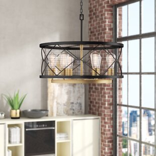 Crase 6-Light Pendant by 1..
