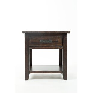 Javon Transitional Nightstand by Millwood Pines