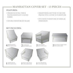 Manhattan Winter 13 Piece Cover Set