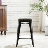 Rodney 24 Bar Stool (Set of 4) by Williston Forge
