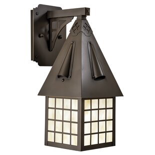 Marquard Outdoor Wall Lantern by Bloomsbury Market