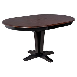 Darby Home Co Maryrose Solid Wood Drop Le..
