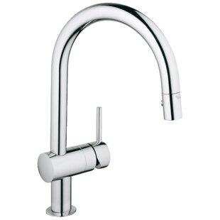 Minta Single Hole Bathroom Faucet ByGrohe