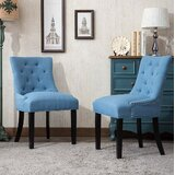 Berngerus Upholstered Parsons Chair (Set of 2) by Winston Porter