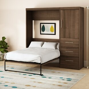 Brayden Studio Truett Full/Double Murphy Bed