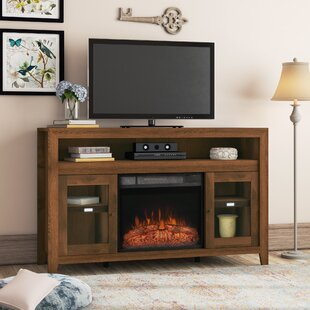Compare Orford TV Stand for TVs up to 60 with Electric Fireplace by Three Posts Reviews (2019) & Buyer's Guide