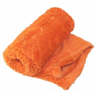 Leithgow Faux Fur Throw Blanket