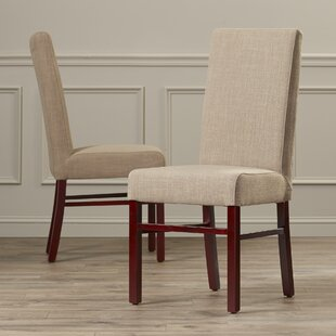 Red Barrel Studio Remick Parsons Chair (Set of 2)