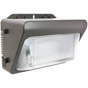 Read Reviews Salt Air LED Outdoor Flush Mount By American Lighting LLC