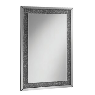 Marlow Wall Mounted Mirror by Everly Quinn