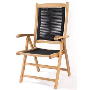 Priyansh Reclining Garden Chair (Set Of 2) Image