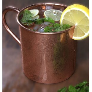 Classic 16 oz. Moscow Mule Mug (Set of 12)