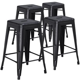 24'' Bar Stool (Set of 4) Flash Furniture