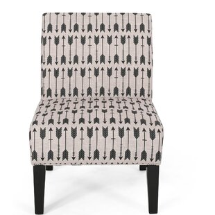 Yermolayeva Fabric Side Chair by Latitude Run