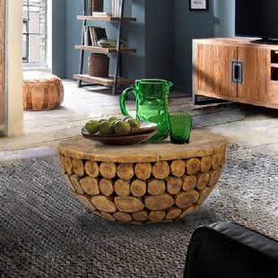 Union Rustic Port Augusta Coffee Table