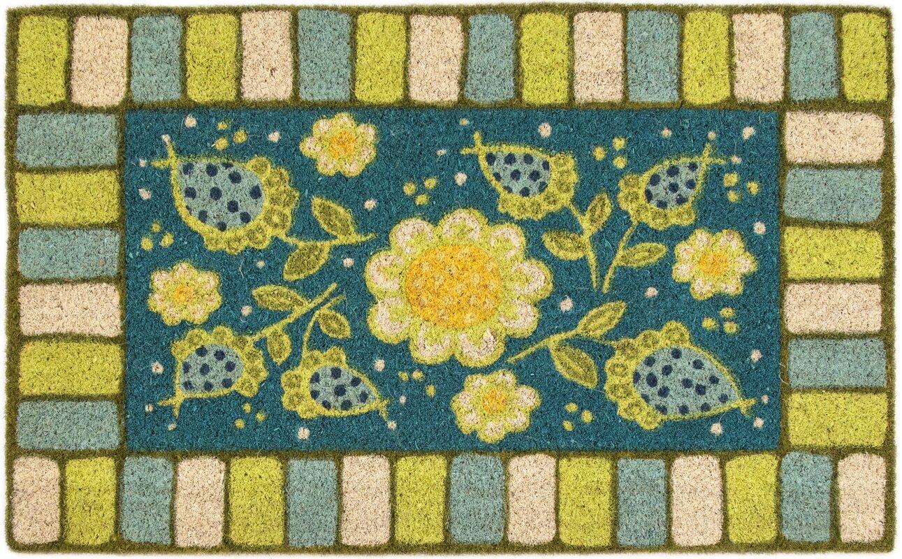 Sweet Home Garden Doormat  sc 1 st  Wayfair & Entryways Sweet Home Garden Doormat u0026 Reviews | Wayfair