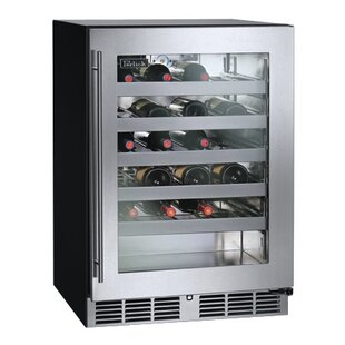 40 Bottle Single Zone Built-In Wine Cooler