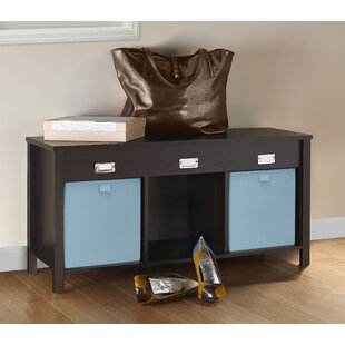 Premium Cubes Storage Bench