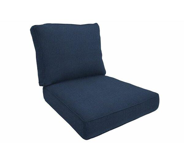 sunbrella lounge chair cushion reviews joss main