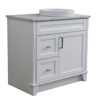 Dankrad 37 Single Bathroom Vanity Set