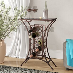 Kendall 10 Floor Wine Rack..