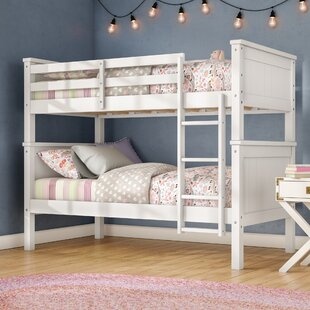Best Choices Bundara Twin over Twin Bunk Bed by Harriet Bee Reviews (2019) & Buyer's Guide
