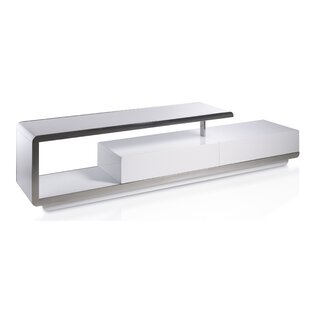 Curl TV Stand For TVs Up To 78