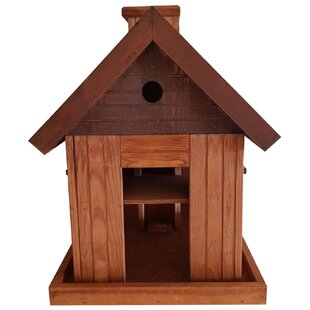 Bushmills Mounted Birdhouse By Sol 72 Outdoor