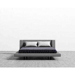 Sandro Harper Upholstered Platform Bed