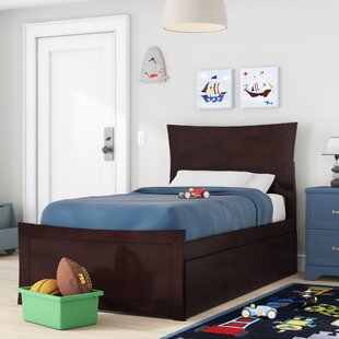 Maryanne Twin Platform Bed with Drawers