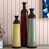 Waltham 3 Piece Floor Vase Set