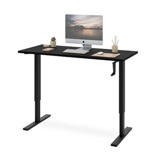 Hambrook Manual Height Adjustable Standing Desk