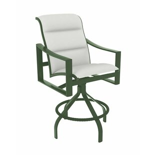 Find Kenzo 28 inch  Patio Bar Stool Buy & Reviews