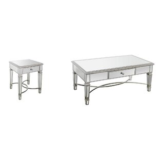 Kaylee 2 Piece Coffee Table Set