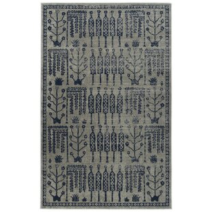 Dorothea Blue/Gray Indoor/Outdoor Area Rug