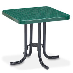 Veranda Metal Dining Table by Anova