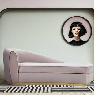 Saldana Chaise Lounge by Everly Quinn