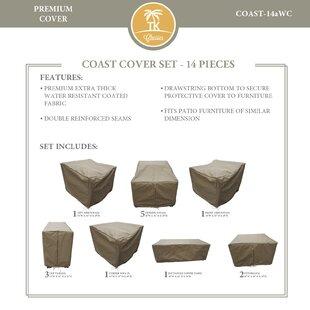 TK Classics Coast 14 Piece Protective Pat..