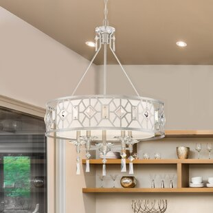Designers Fountain Brentwood 5-Light Chan..