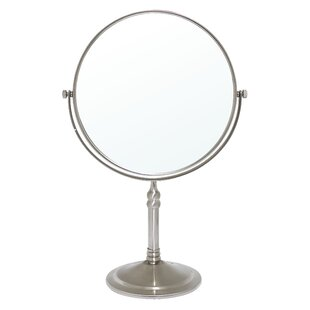 Look for 2 Sided Tabletop Vanity Mirror By Modona