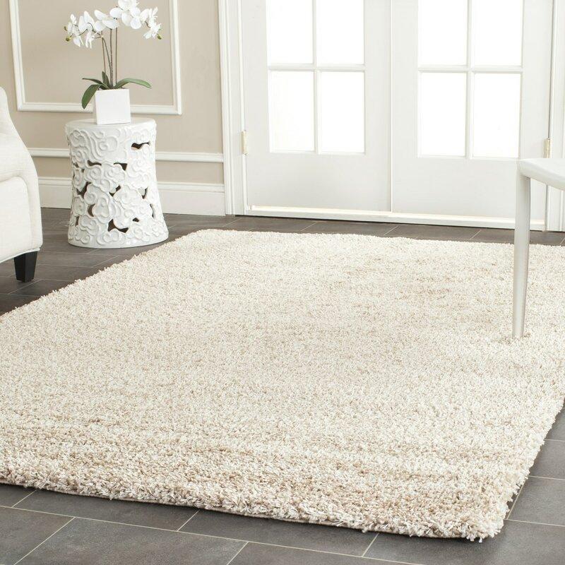 malibu beige area rug & reviews | joss & main