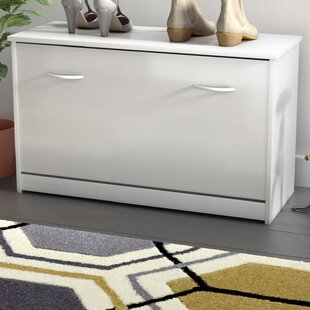 Best Price Single Shoe Cabinet By Rebrilliant