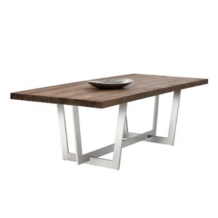 Irongate Ezra Dining Table by Sunpan Modern New