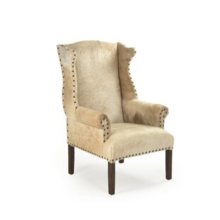 Douthett Wingback Chair by Canora Grey