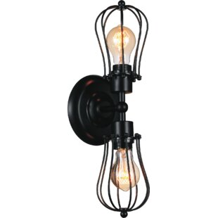 Buying Vertigo 2-Light Armed Sconce By CWI Lighting